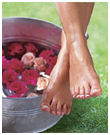 Pedicure estetica